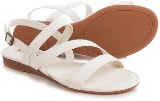 Bamboo Strappy Flat Sandals (For Women) $12.99 thestylecure.com