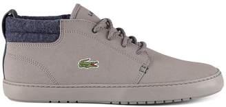 Lacoste Men's Ampthill Terra Chukka Leather Sneakers