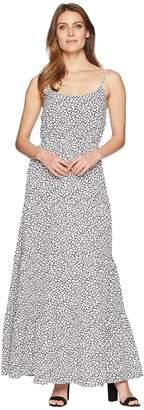 MICHAEL Michael Kors Sleeveless Tiered Maxi Dress Women's Dress