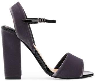 The Seller classic high sandals