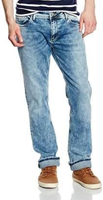 Cross Jeans Men's Johnny - Blue - W33/L34