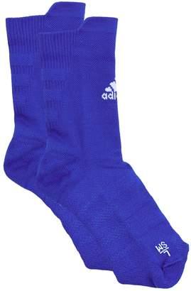 adidas Alphaskin Cushioning Crew Socks