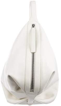 Kara Pebbled Leather Sling Bag