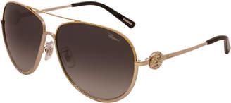 Chopard Women's Schb23s 135Mm Sunglasses