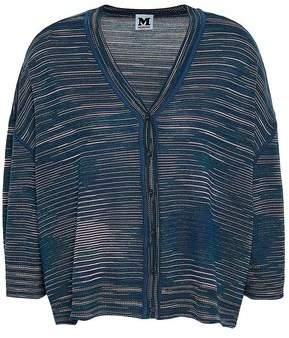 M Missoni Intarsia Wool-Blend Cardigan