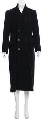 Ralph Lauren Wool Long Coat