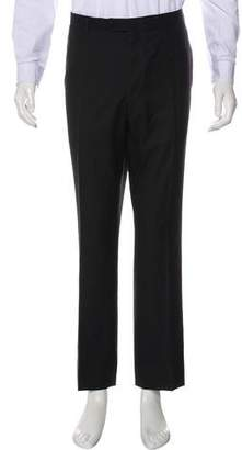 Isaia Wool Dress Pants