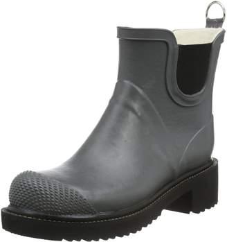 Ilse Jacobsen RUB47 Grey Womens Boots Size 41 EU