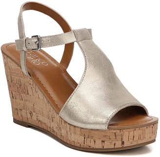 Franco Sarto Clinton Wedge Sandal - Women's