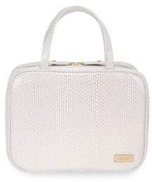 Stephanie Johnson Havana White Traveler Cosmetic Bag