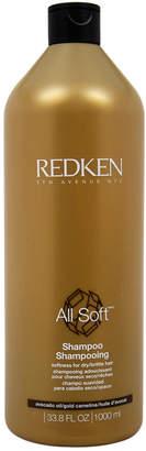 Redken 33Oz All Soft Shampoo
