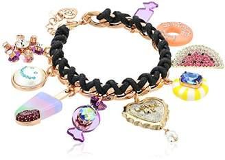 Betsey Johnson Candy Charm Bracelet