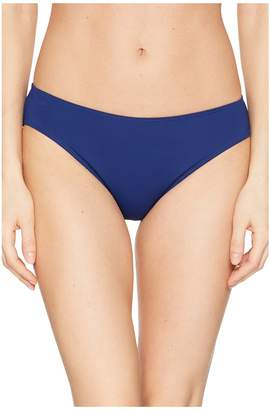 Lauren Ralph Lauren Beach Club Solids Solid Hipster Bottoms Women's Swimwear