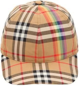 Burberry Rainbow Baseball Hat