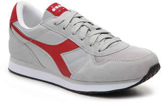 Diadora K-Run II Sneaker -Grey/Red - Men's