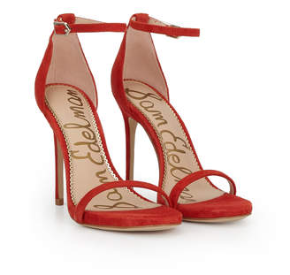 4b897ec8e Sam Edelman Red Strap Women s Sandals - ShopStyle