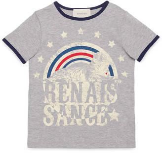 Children's circus tiger print t-shirt $135 thestylecure.com