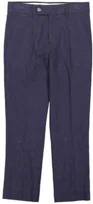 Isaac Mizrahi Woven Solid Pant