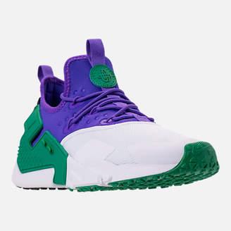 Nike Men's Huarache Run Drift Casual Shoes