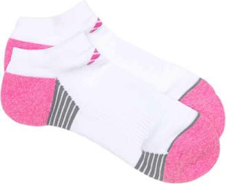 adidas Superlite Compression No Show Socks - 2 Pack - Women's