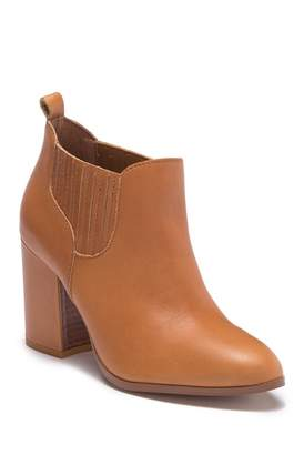 Kelsi Dagger Brooklyn West Leather Ankle Bootie