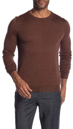 BOSS Crew Neck Long Sleeve Sweater