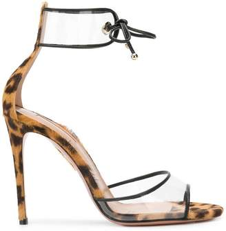 Aquazzura Optic 105 sandals