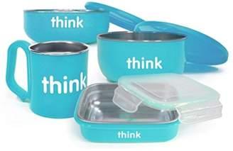 Thinkbaby HG1564061 Feeding Set BPA Free The Complete, Light