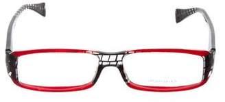 Alain Mikli Square Shaped Eyeglasses