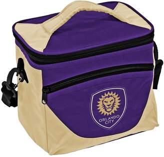 Logo Brands Logo Brand Orlando City SC Halftime Lunch Cooler