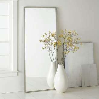 west elm Metal Framed Floor Mirror