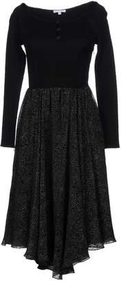 Olympia Le-Tan Knee-length dresses