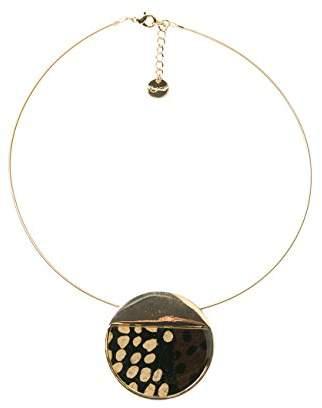 Desigual Women Stainless Steel Collar Necklace - 18SAGO126000U