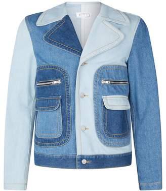 Multi-Denim Jacket