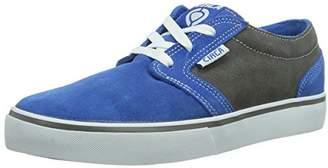 C1rca Unisex Adults' HESH Slippers blue Size: 6.5