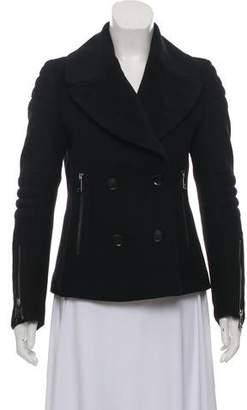 Belstaff Double-Breasted Wool Jacket
