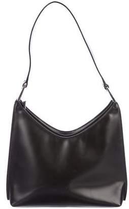 Gucci Leather Zip Hobo
