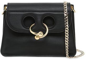 Mini Pierce Leather Shoulder Bag $1,480 thestylecure.com