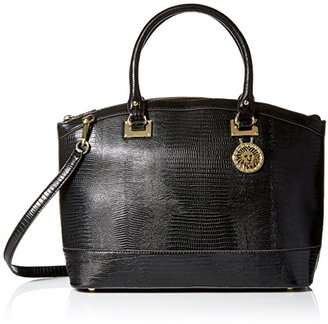 Anne Klein Runwild Satchel Shoulder Bag $94.96 thestylecure.com