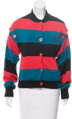 Marc by Marc Jacobs Oversize Colorblock Cardigan