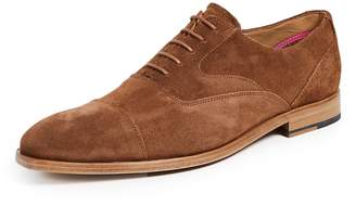 Paul Smith Tompkins Suede Lace Ups