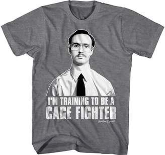 Dynamite T-Line Napoleon Comedy Movie Cage Fighter Adult T-Shirt Tee