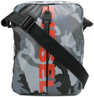 Diesel F-Bold small crossbody bag