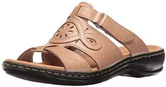 Clarks Women's Leisa Higley Slide Sandal