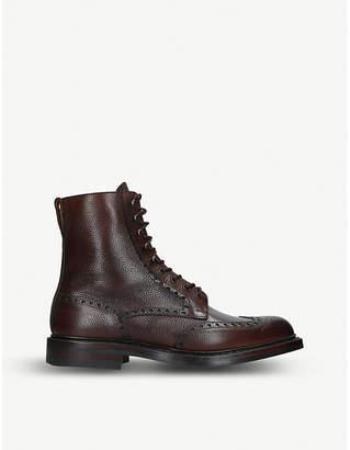 Crockett Jones Crockett & Jones Islay leather derby boots