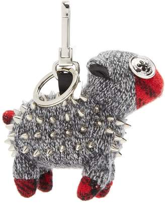 Burberry Wendy sheep key ring