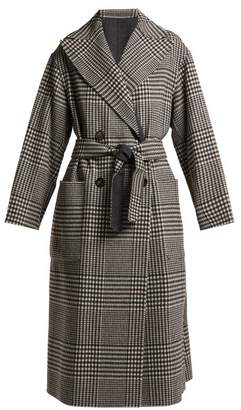 Max Mara Faro Coat - Womens - Black White