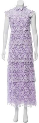 Giamba Lace Sleeveless Dress w/ Tags Lace Sleeveless Dress w/ Tags