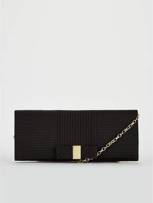 Ted Baker Emilee Flat Bow Evening Bag