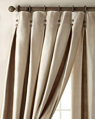 """Amity Home Each 108""""L Inverted Pleat Curtain"""